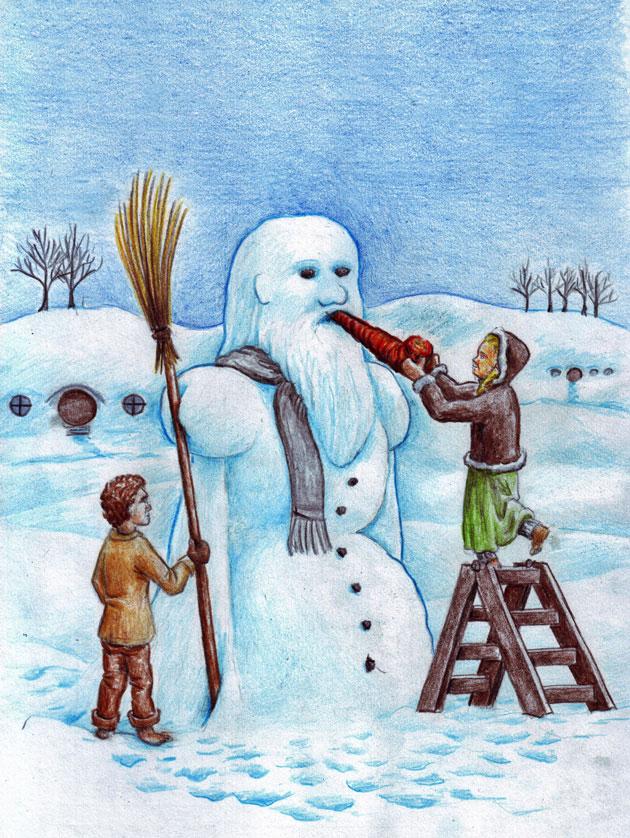 Gandalf Sněhobílý