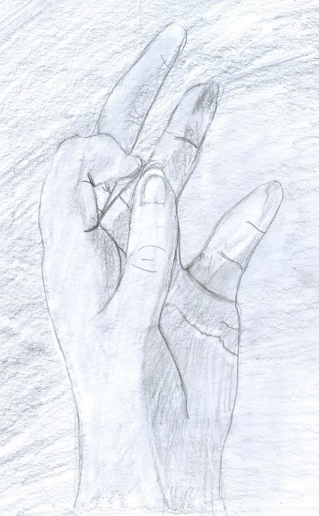 kresba ruky (Max01)