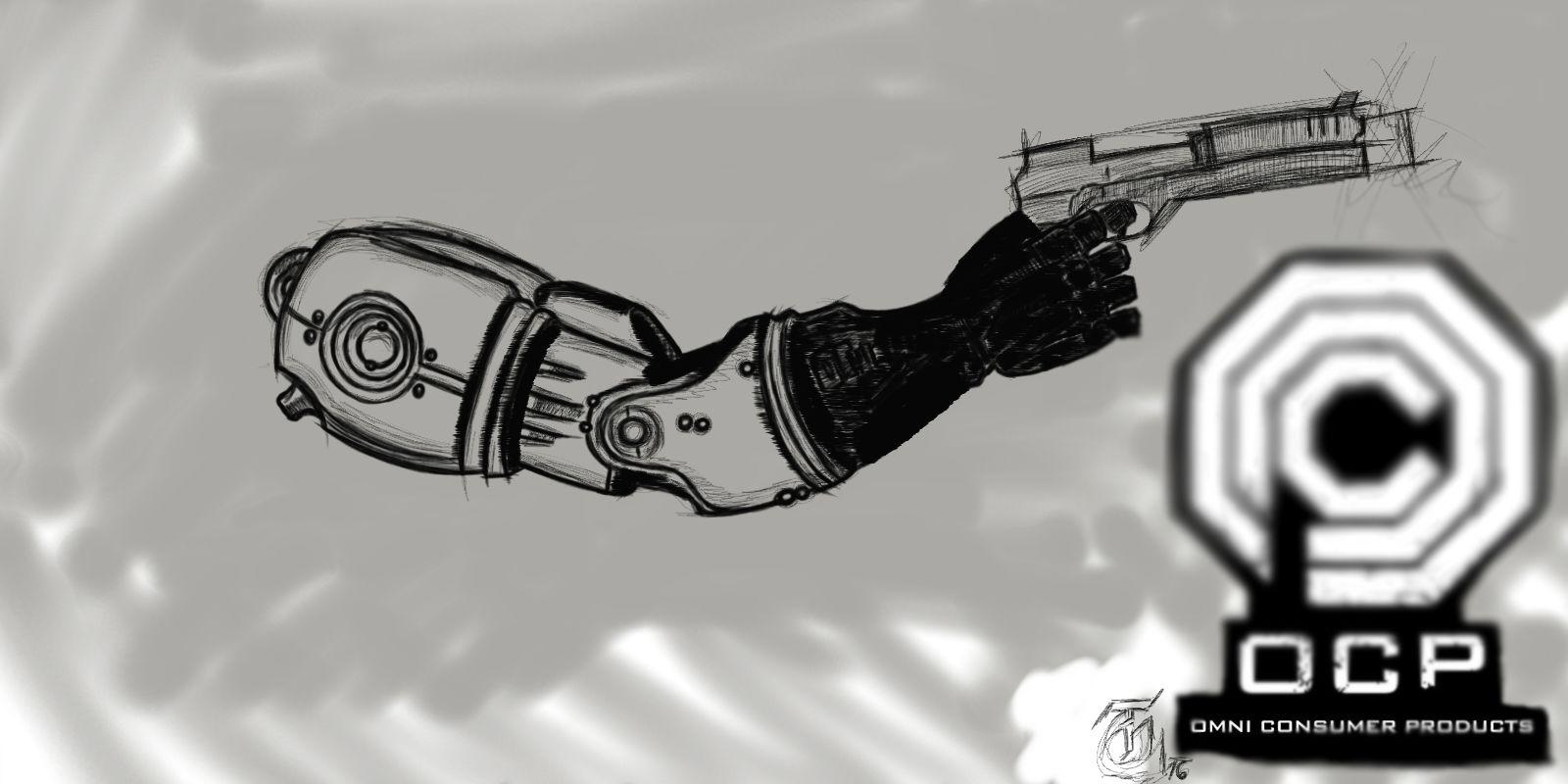 Robocopova končetina (Pawuk)