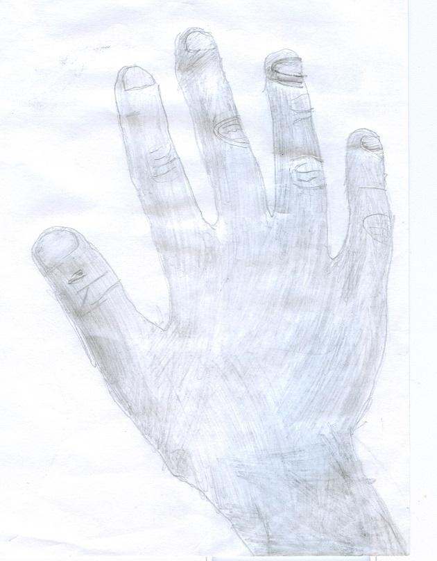 má ruka