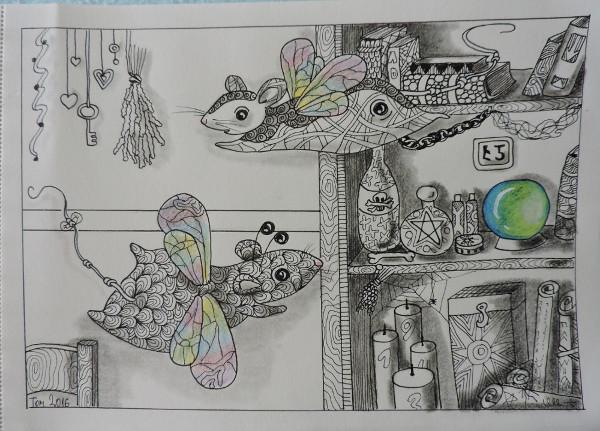 létající myši (ryuu)