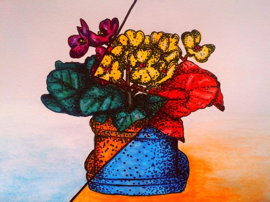 Mluvící květina