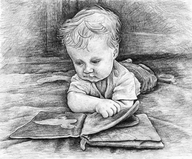 Malý čtenář (Neral85)