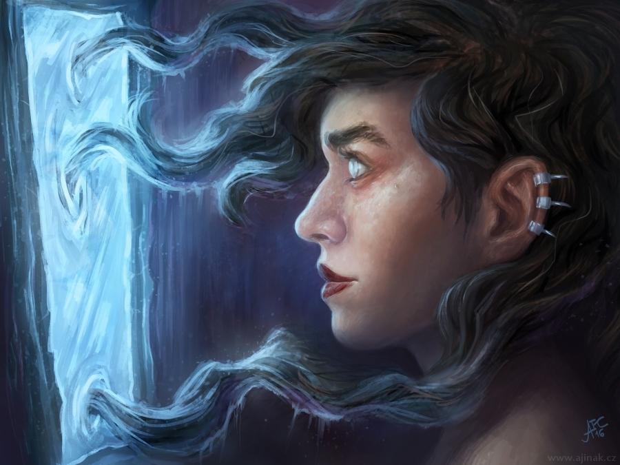 Zrcadlení (ajinak)