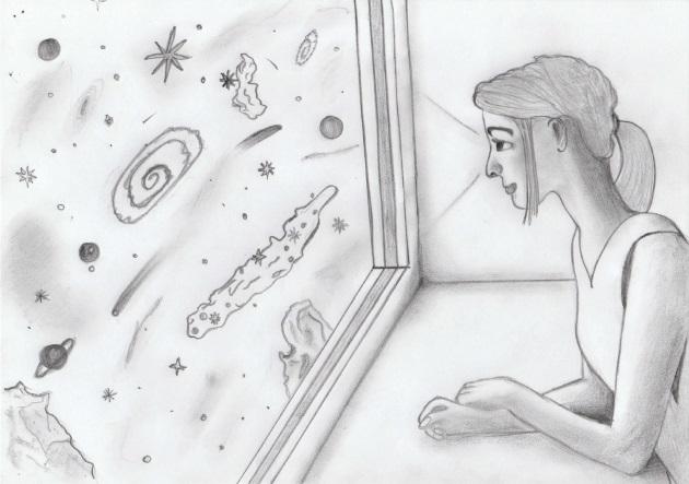 Vesmír (karelik)