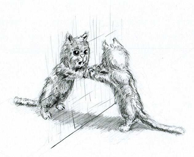 Zvířátko na konec (Sccion)