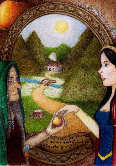 Zrcadlo, zrcadlo  (Alinnela)