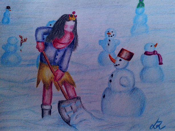 Sněhuhrňka