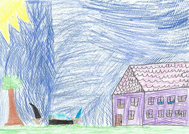 Sněhurka a devět trpaslíků (Ela)