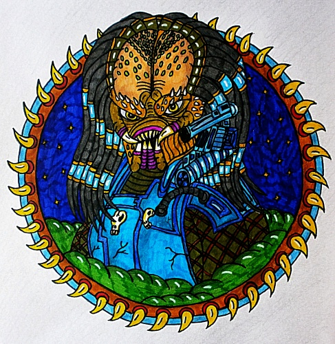 Predátor (wolfgoth)