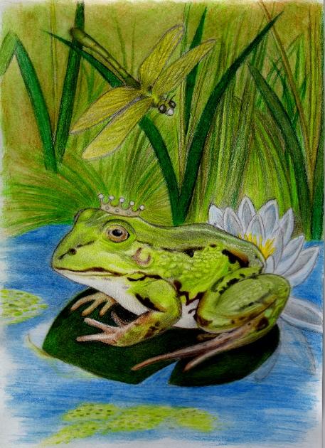 Jeho Zelená Výsost (Alinnela)
