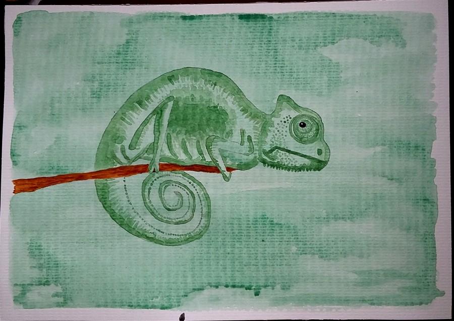 Chameleon Leon (Fido)
