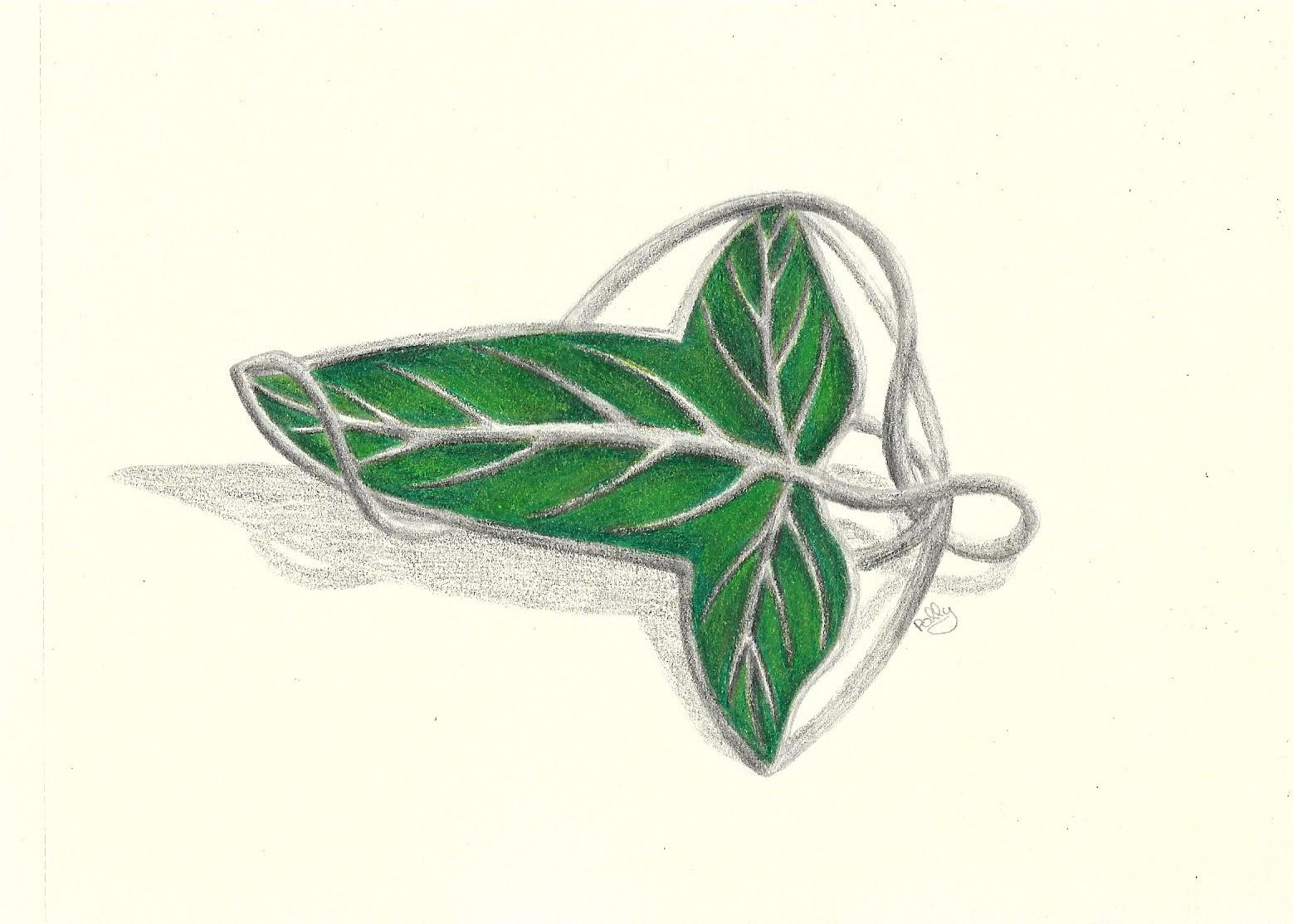 Lórienský lístek (Polly)
