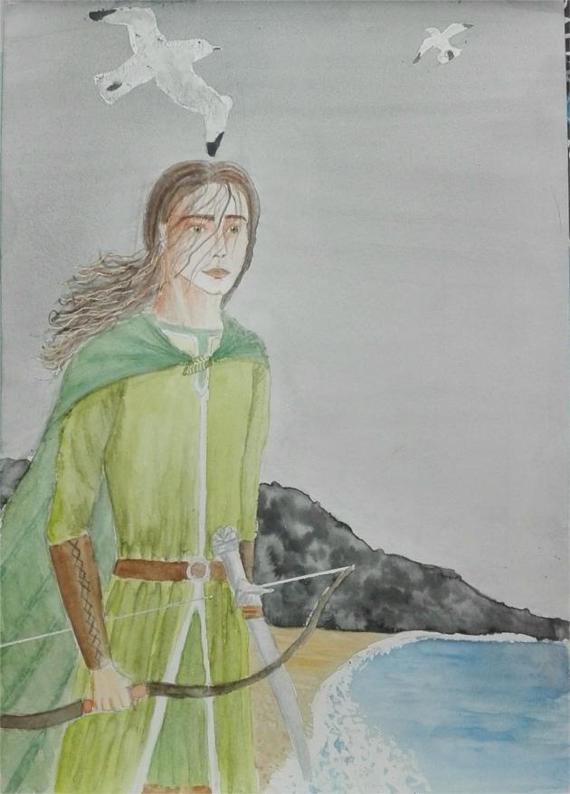 Legolas Zelený lísteček