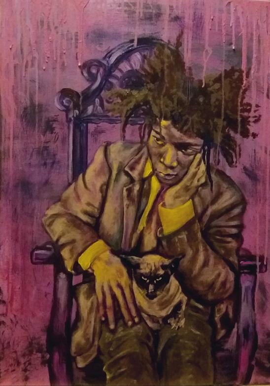 Jean-Michel Basquiat (Domka)