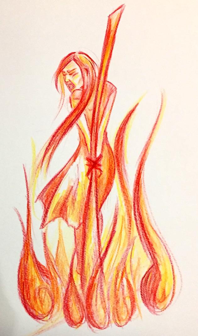 Hořící Jana (Kenzie)
