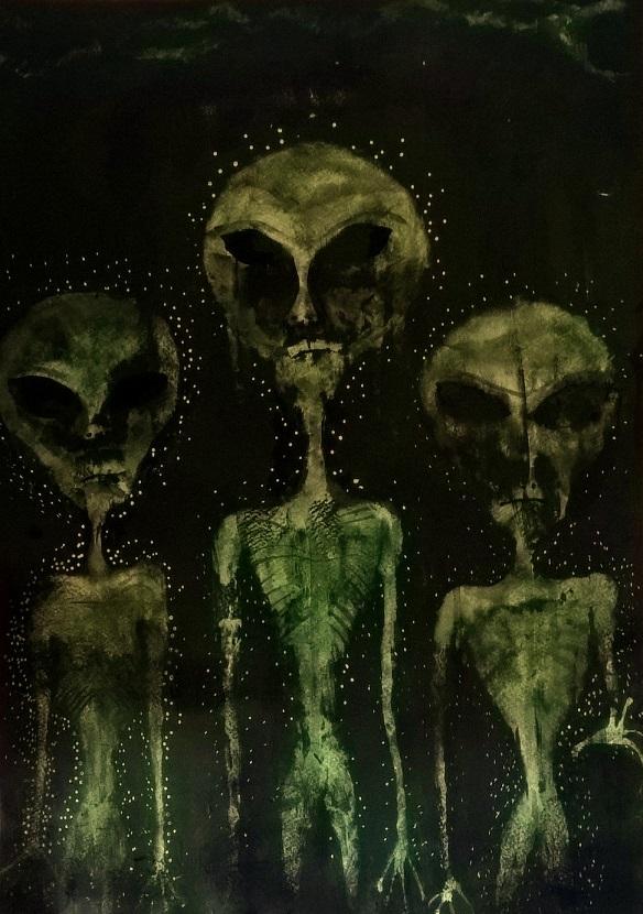 Alienfobie