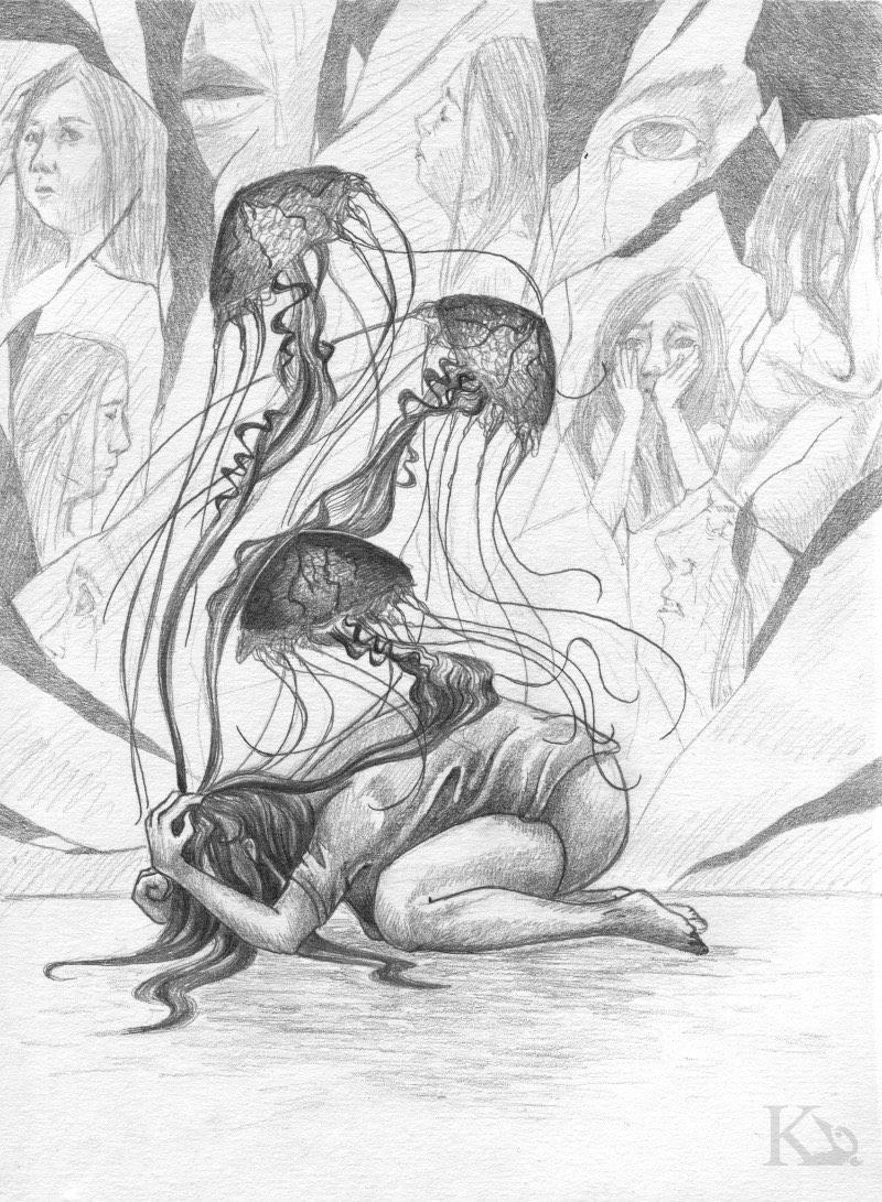 Černá medúza