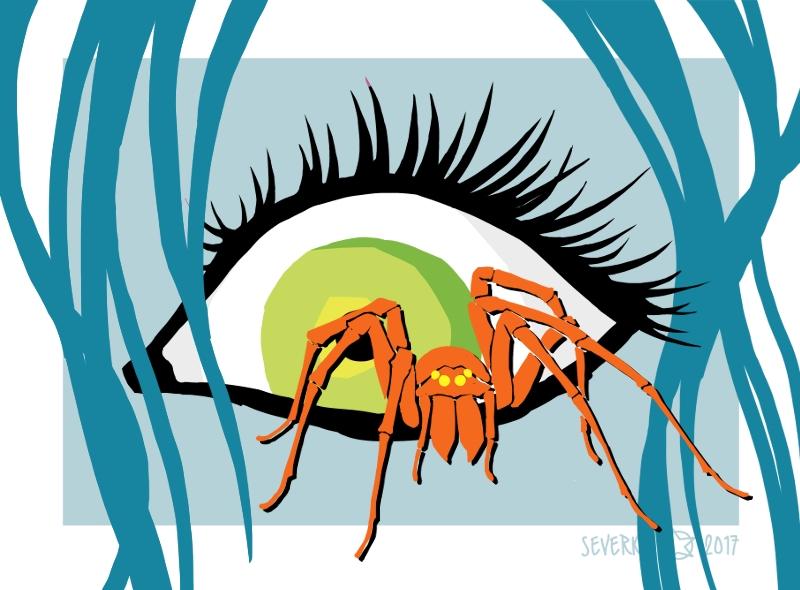 Arachnofobie (Severka)