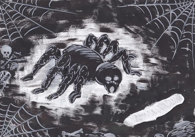 Oprávněná arachnofobie