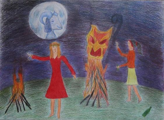 Čarodějnický slet (L28N)