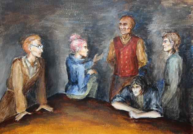 Schůze Fénixova řádu