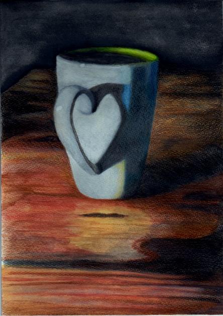 Srdce v temnotě (Alinnela)