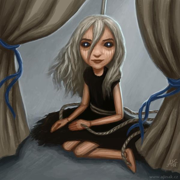 Marioneta (ajinak)