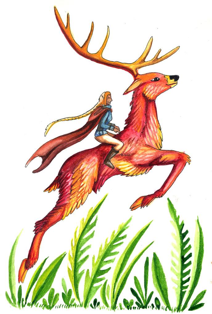 Jelene jelene (Slaya)
