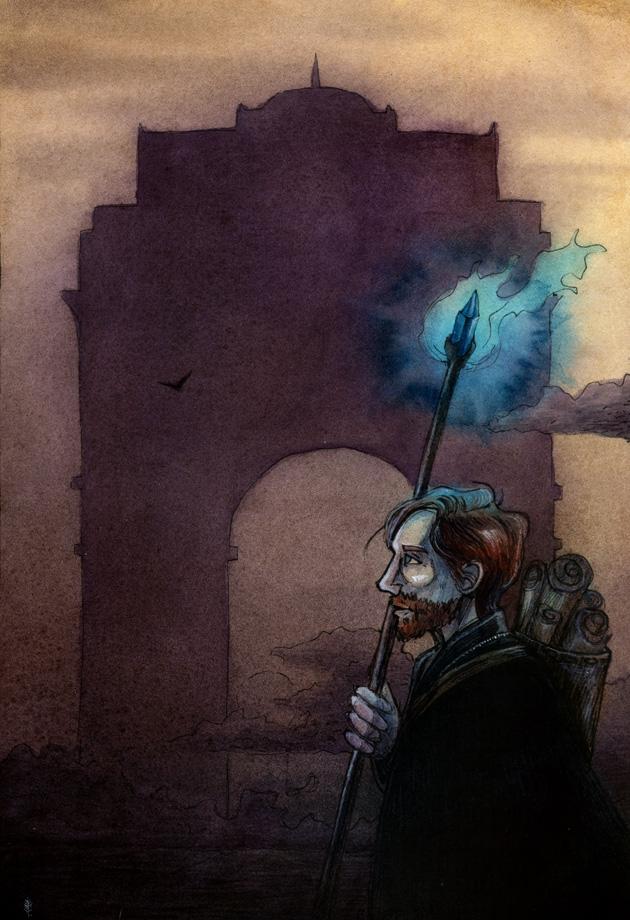 Čarodějův učeň (aegeri)