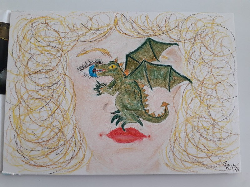 Princezna a drak (ivca79)