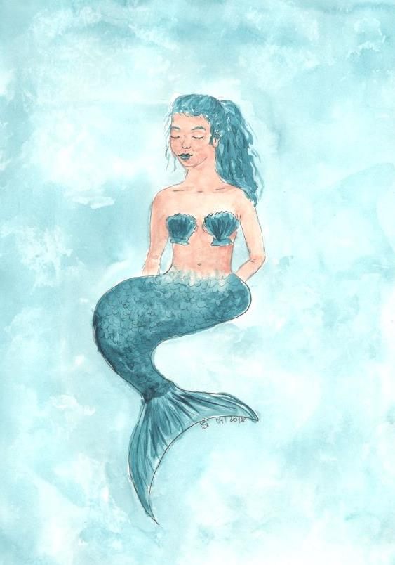 Malá mořská víla (ivca79)