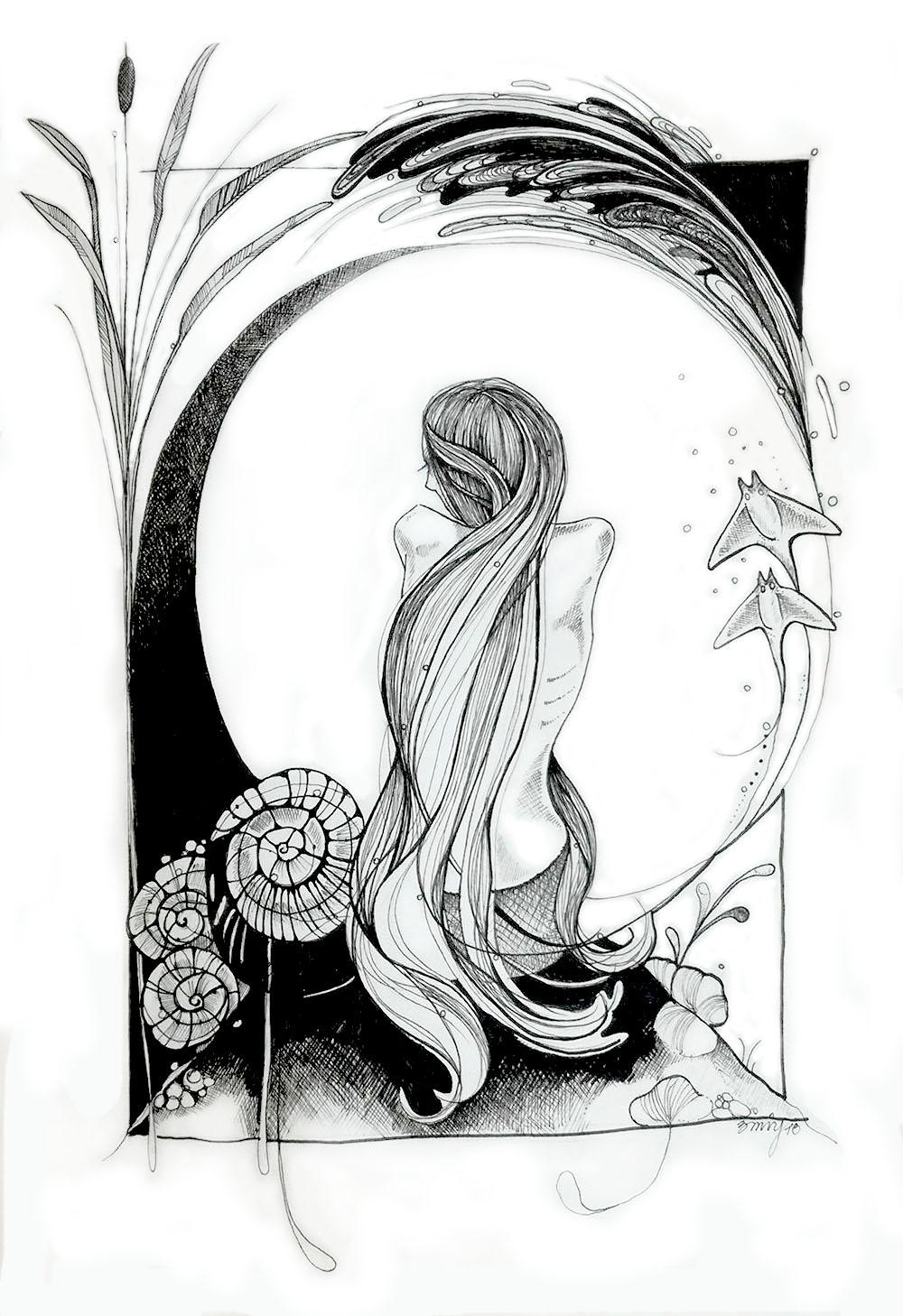 Mořská panna (Mimmy)