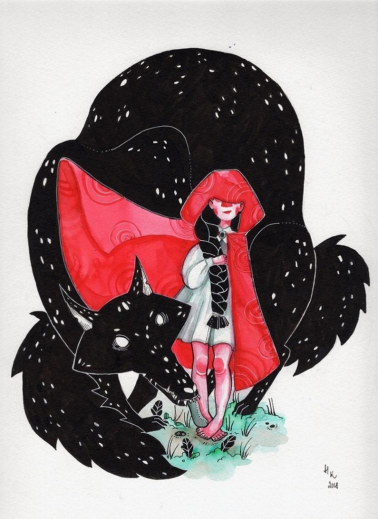 Červená Karkulka (Harumi)