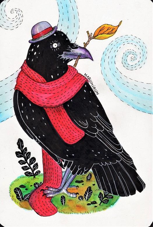 Raven (Harumi)