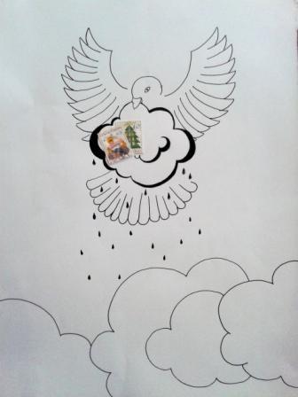 Déšť (Rhea)