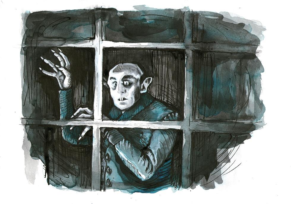 Starý dobrý Nosferatu (1922) (Jolly)