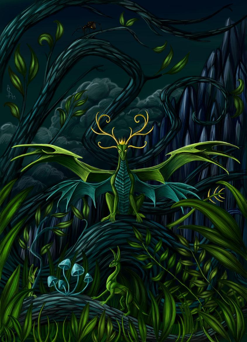 Král lesa (Slaya)