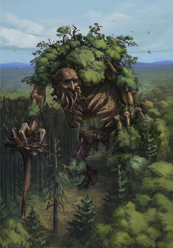 Strážce lesa (Yiri)