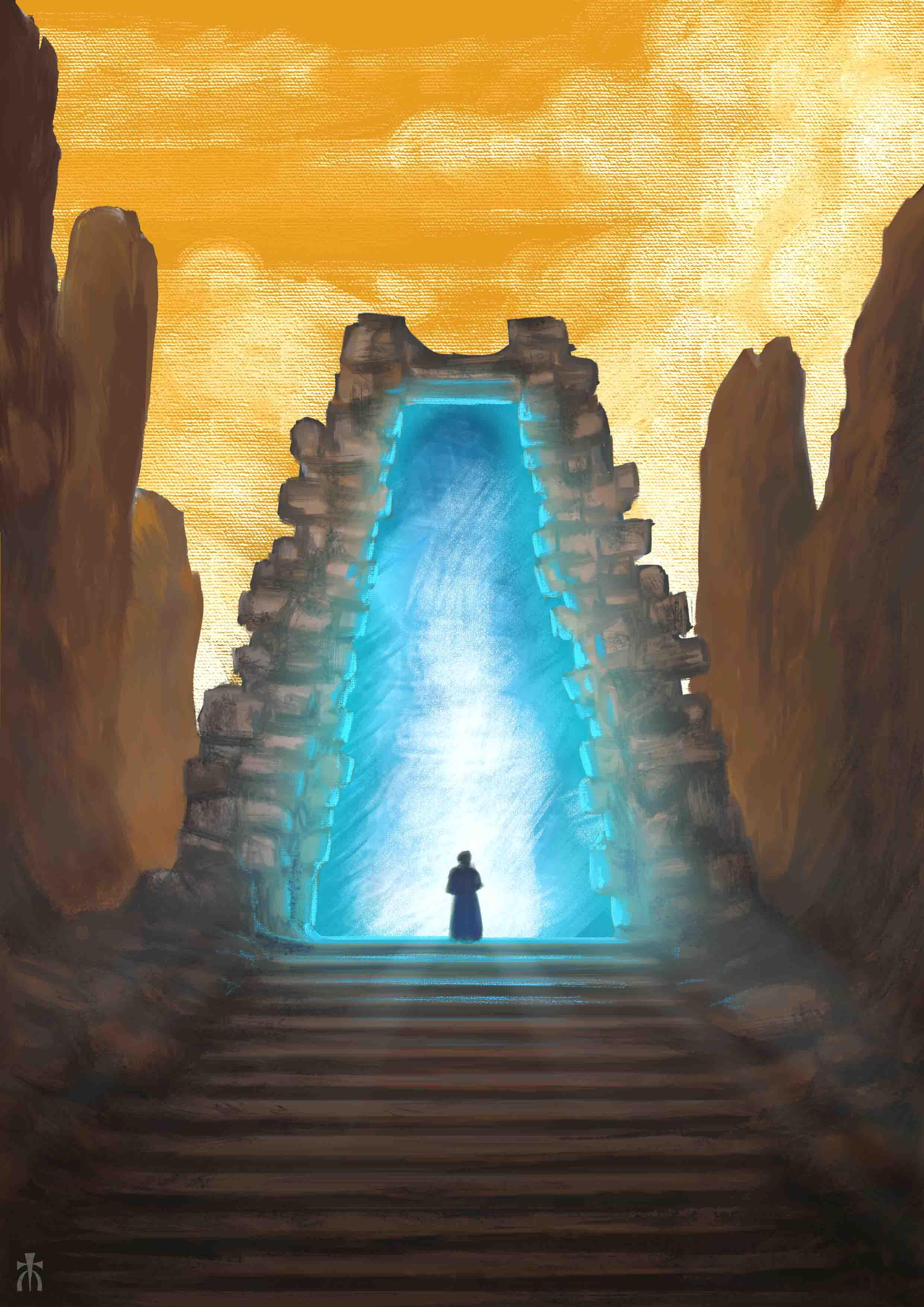 Brána do iného sveta (Antarondol)