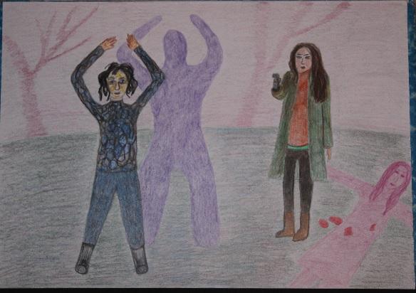 V moci fialových stínů