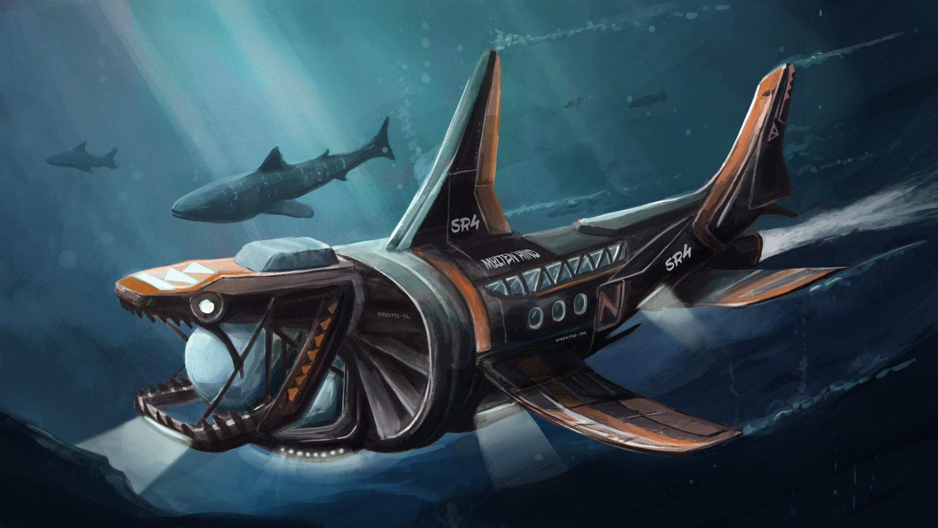 Sea deviant (SebastianBurke)