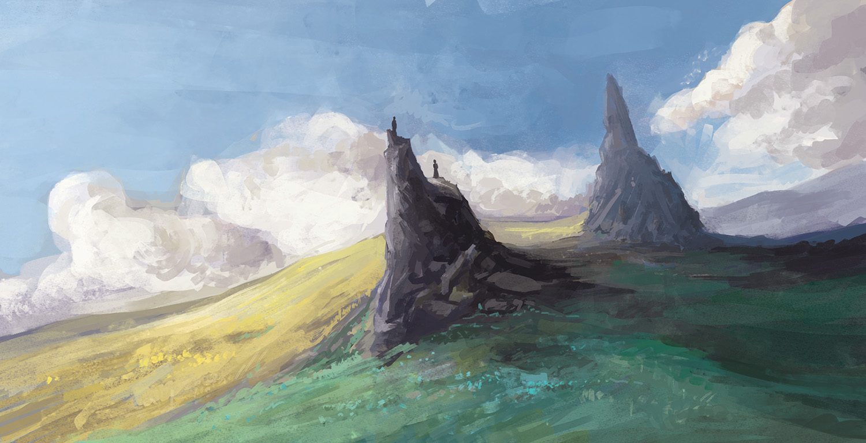 Pramáti zem (SebastianBurke)
