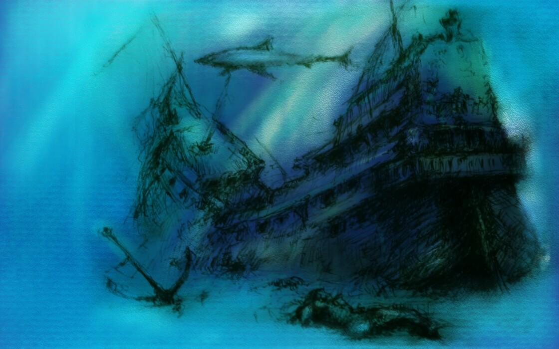Moře dnů