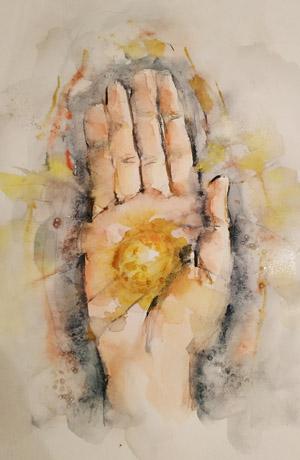 Slunce na dlani