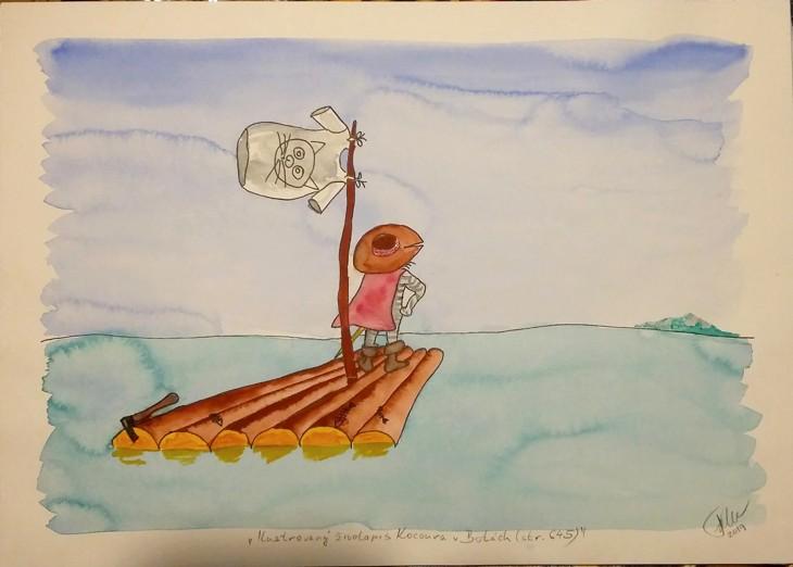 Ilustrovaný životopis Kocoura  (Fido)