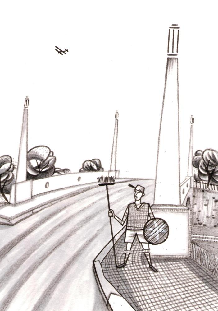 Strážce mostu (DanV)