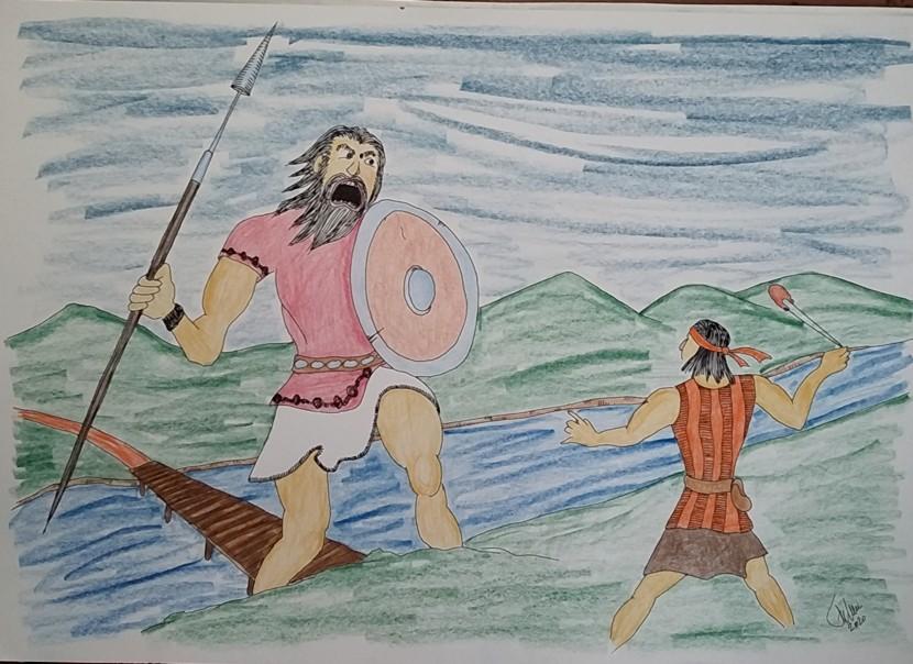 David a Goliáš (Fido)