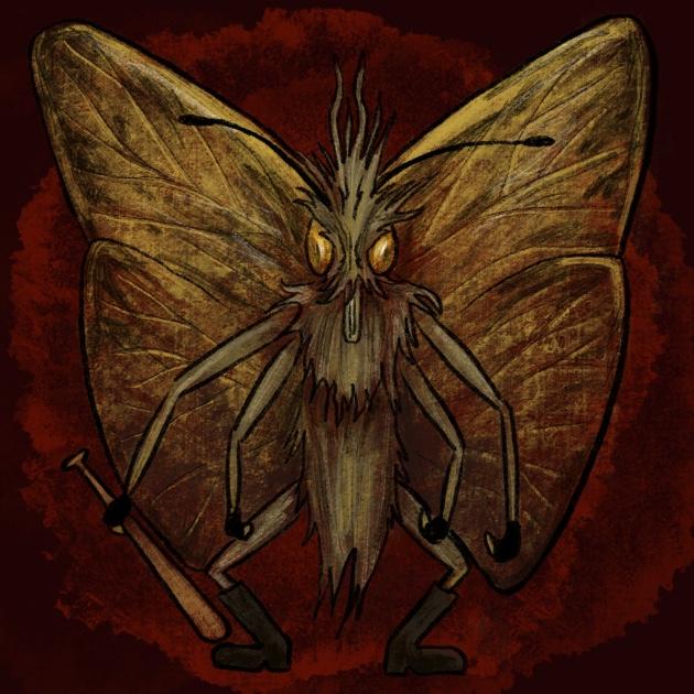 Motýl Eman