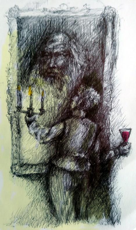 Víno je krev mládí... (RAD)